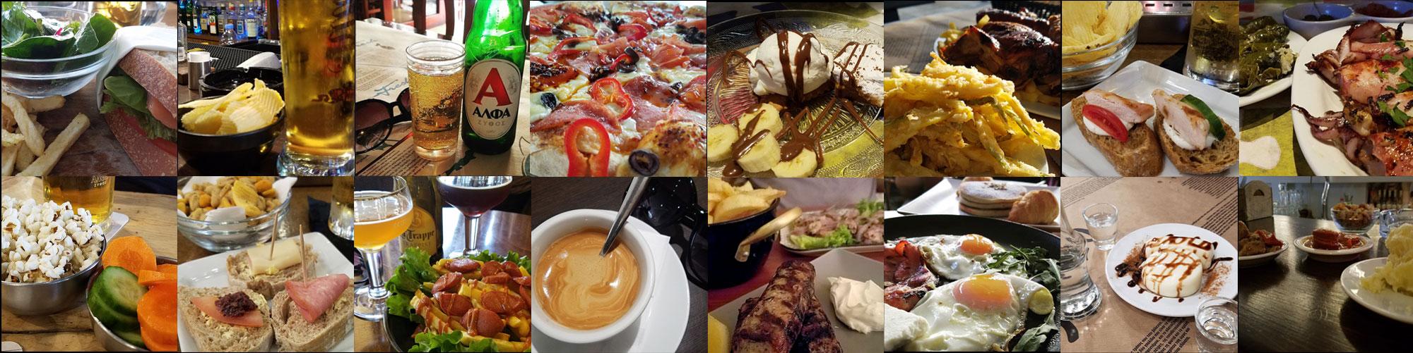 My Big Fat Greek Food Tour