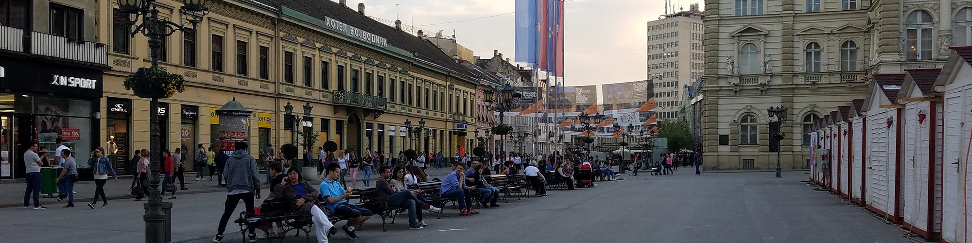 Side Trip to Novi Sad