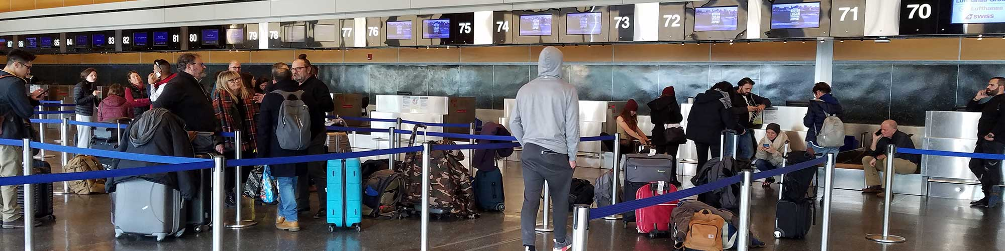 The Stranded Passengers of Iberia Flight 2626